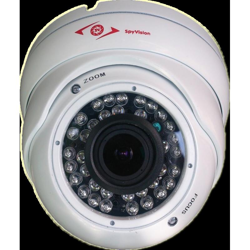 IVC-2042W CMOS 2.0mp большой купол белый