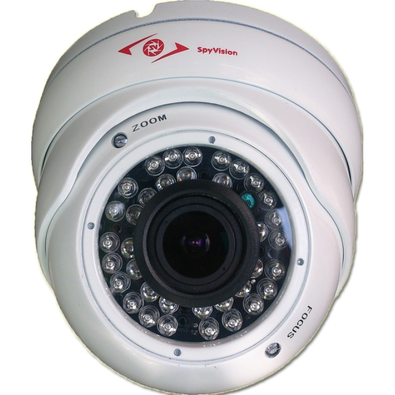 AHVC-S1042W CMOS 1.0 mp большой купол белый