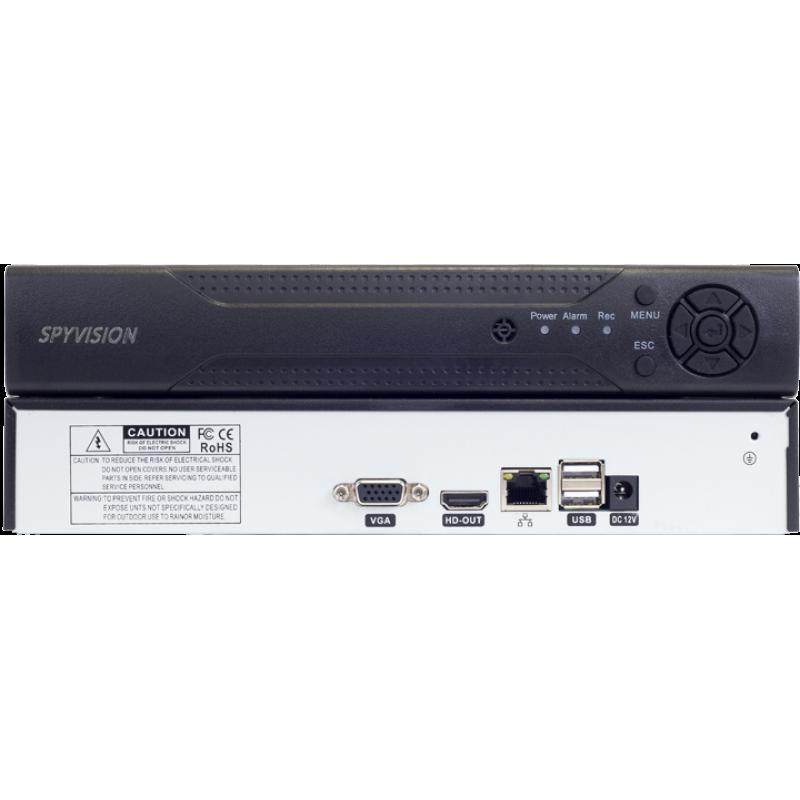 NVR 6304 T (4к. 1HDD) Видеорегистратор