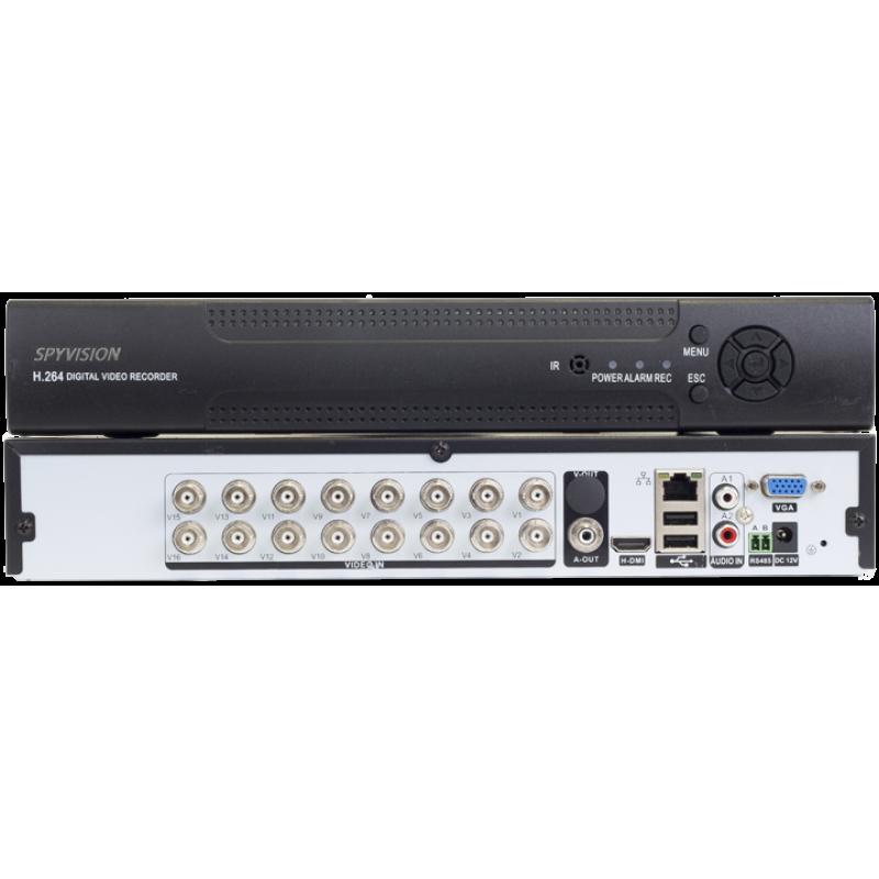 AHD 7016T-LM 16к. 2HDD  Видеорегистратор